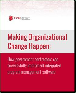 Making Organizational Change Happen